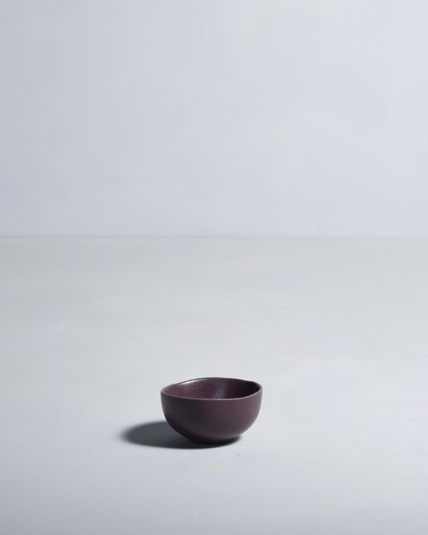 Macio Saucenschälchen 7,5 cm bordeaux