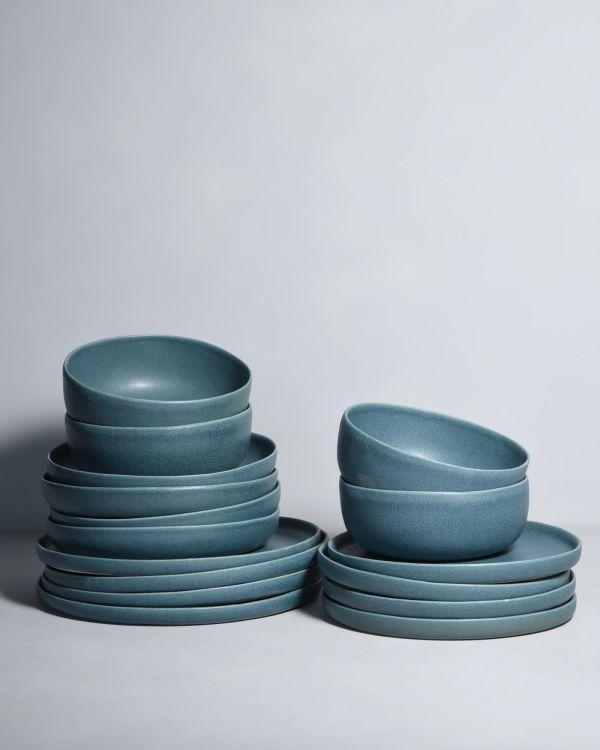 Macio grün - 16 teiliges Set