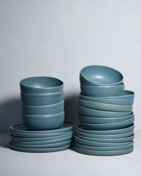 Macio grün - 24 teiliges Set