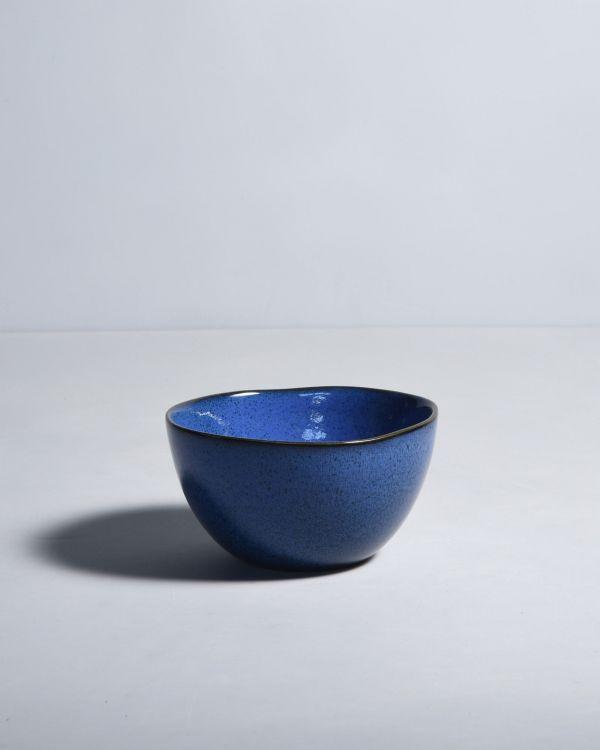 Mae Müslischale dunkelblau