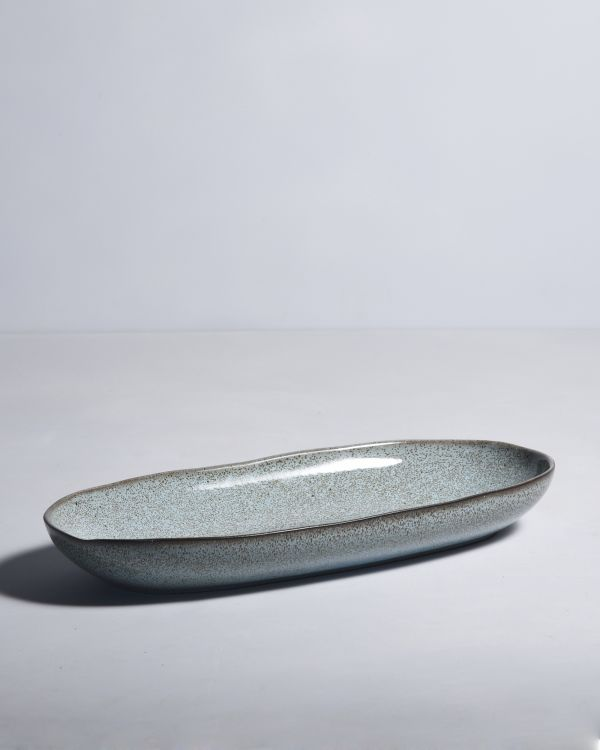 MAE - Serving Platter L turquoise