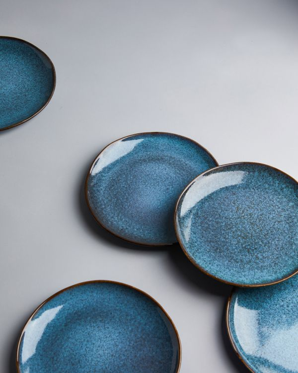 AREIA - Plate small teal