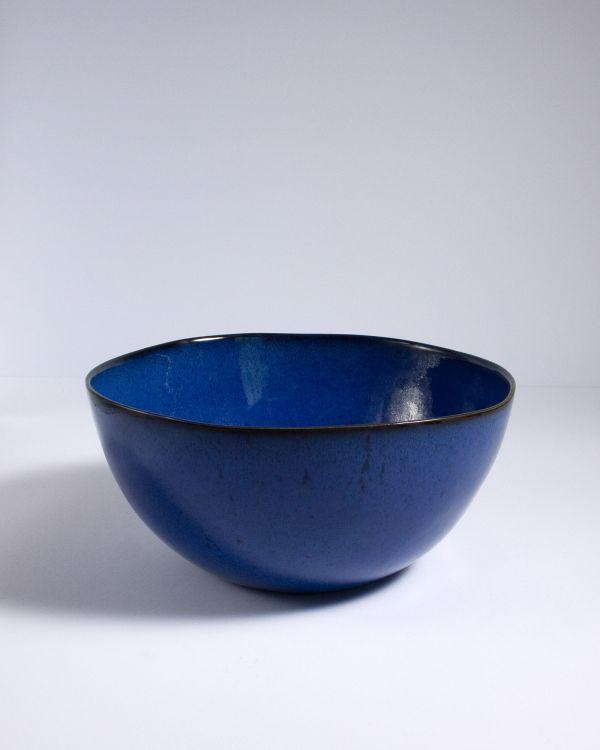 Mae - Servierschale dunkelblau