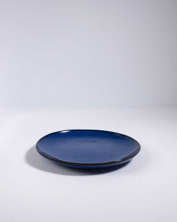 Mae - Teller klein dunkelblau