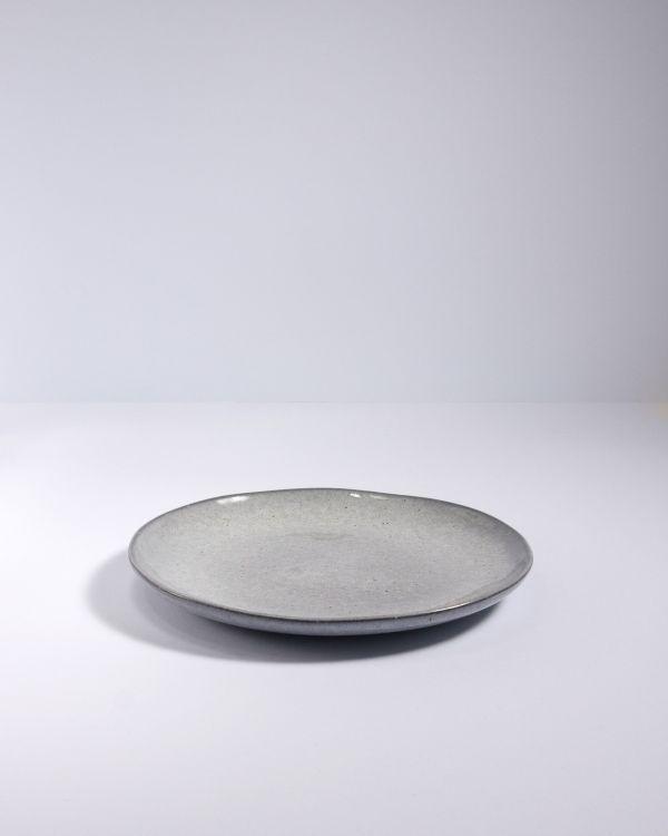 Mae - Teller klein grau