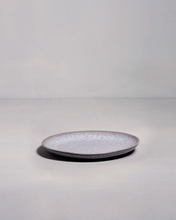 PORTO - Plate small grey