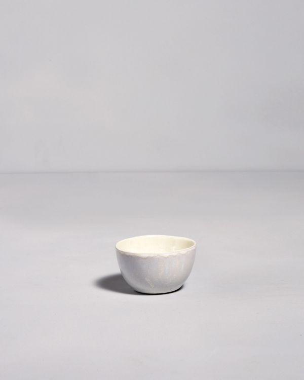 Tróia Saucenschälchen weiß