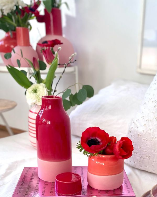 Bebé rosé coral