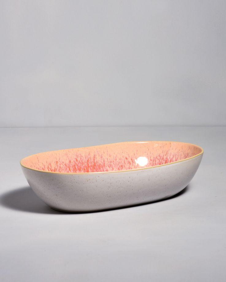 AREIA - Ovenbowl pink