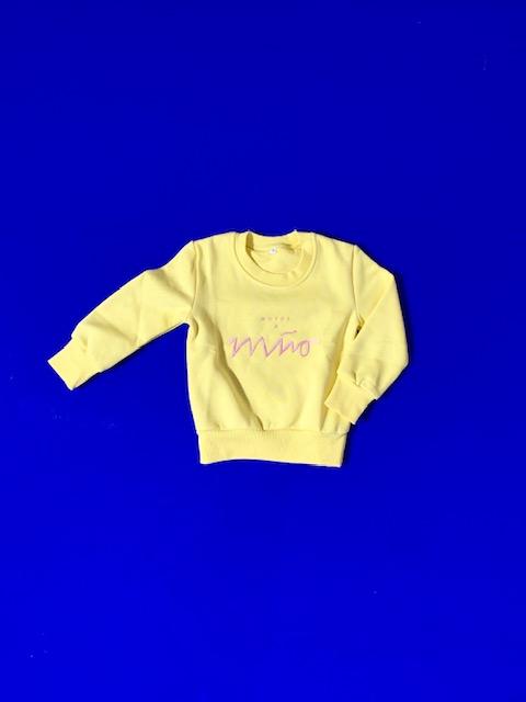 Kids Sweatshirt Lemon