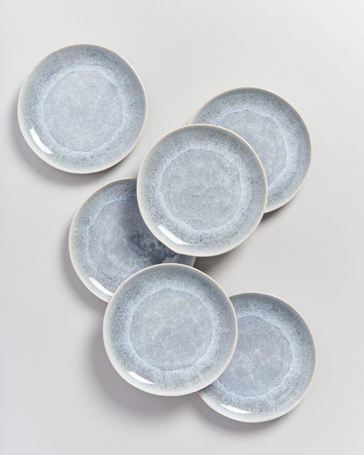 Alcachofra Miniteller graublau