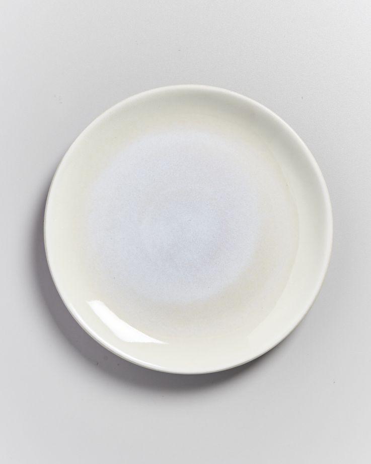 Alcachofra Teller groß sand