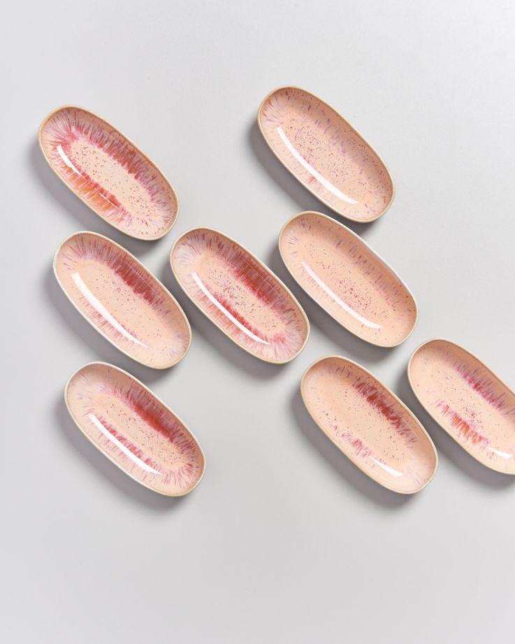 Areia Servierplatte S pink