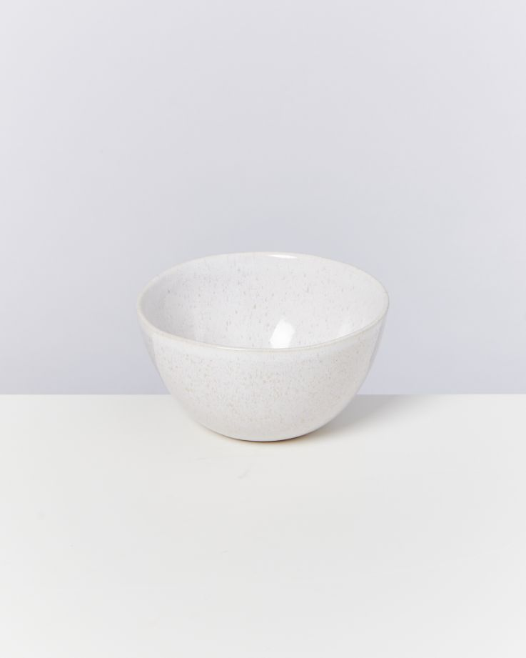 Areia Müslischale weiß