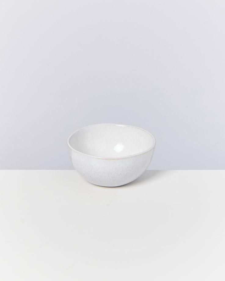 Areia Müslischale klein weiß