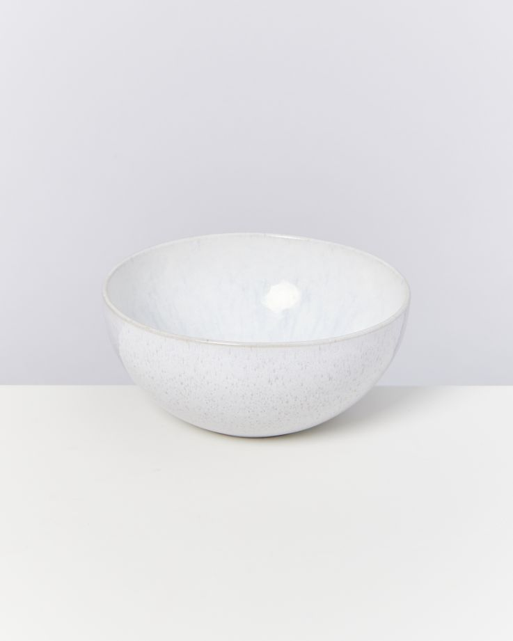 Areia Suppenschale weiß