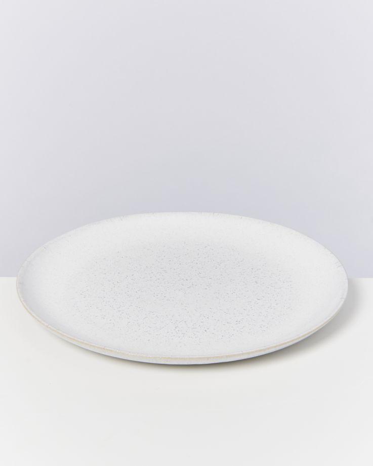 Areia Teller groß weiß