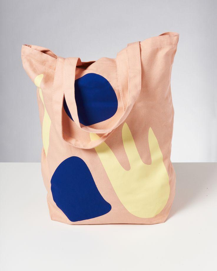 Beach Bag XL coral