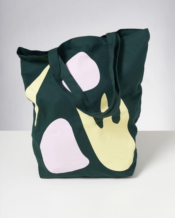 Beach Bag XL grün