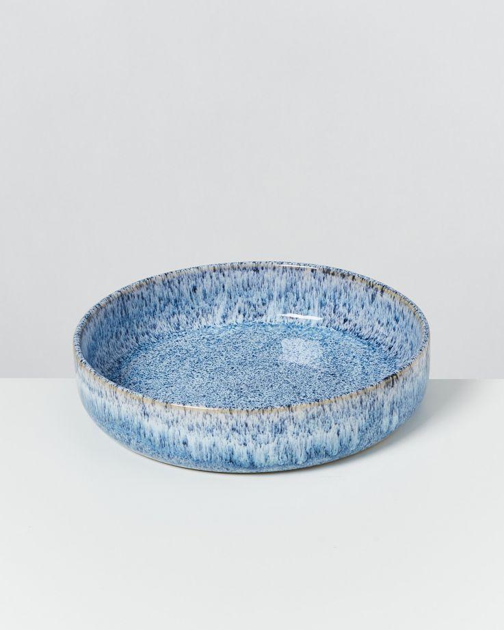 Cordoama Pastateller blau gesprenkelt