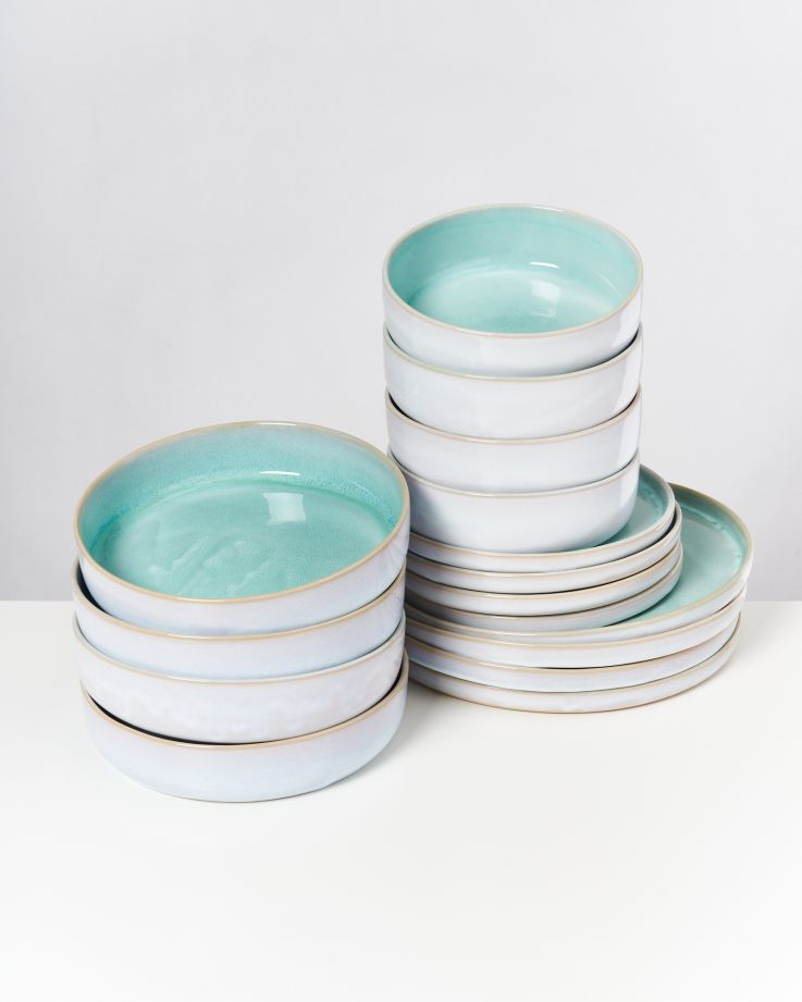 Cordoama mint - 16 teiliges Set