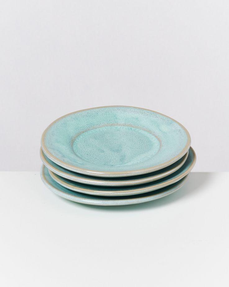 CORDOAMA - Set of 4 Saucers mint