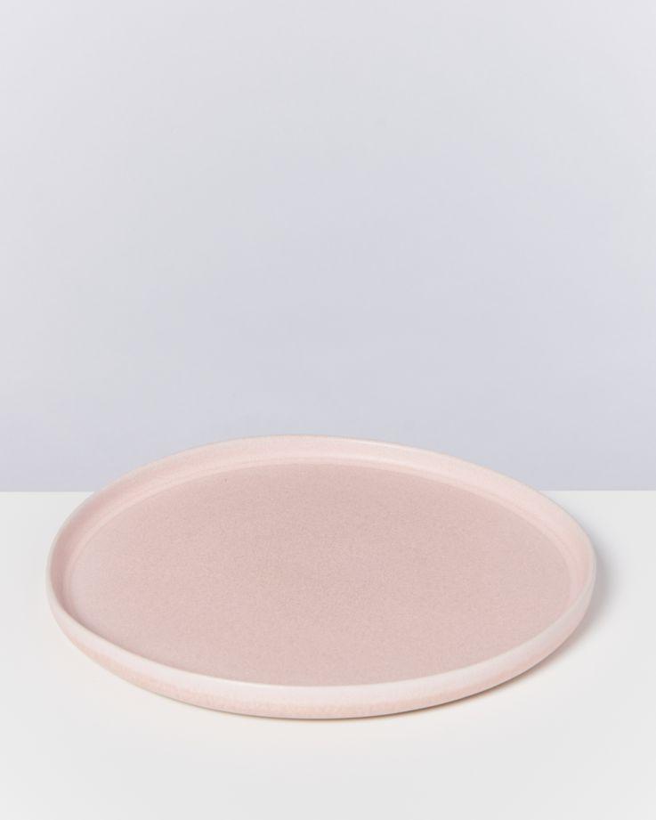 MACIO - Plate large rose