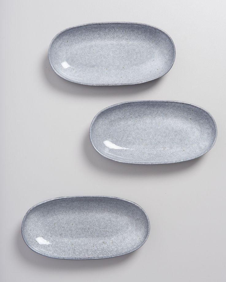 MAE - Serving Platter M grey