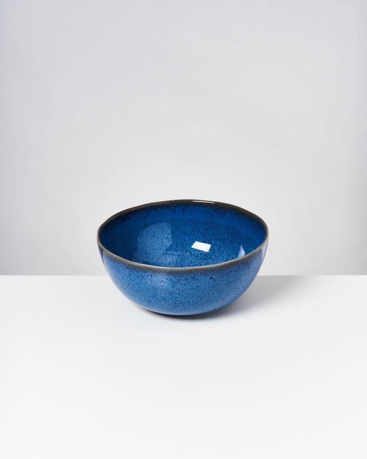Melides Servierschale blue