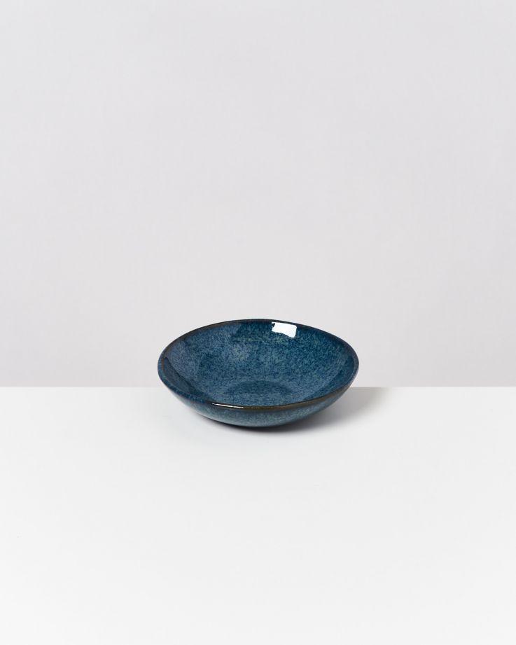 Melides Miniteller tief navygreen