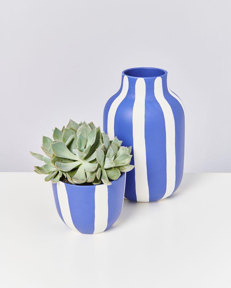 NUNO L - blue striped