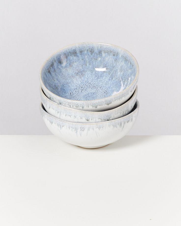Sesimbra Saucenschälchen 11 cm graublau
