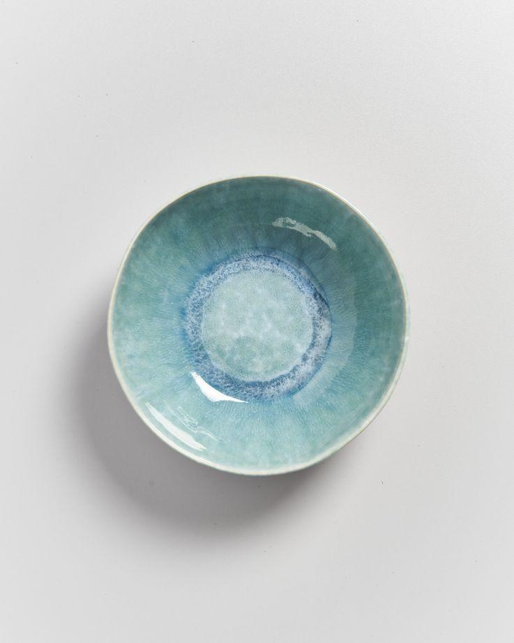Sesimbra Müslischale M grünblau