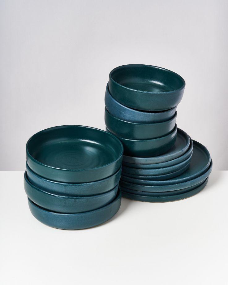 Tavira grün - 16 teiliges Set