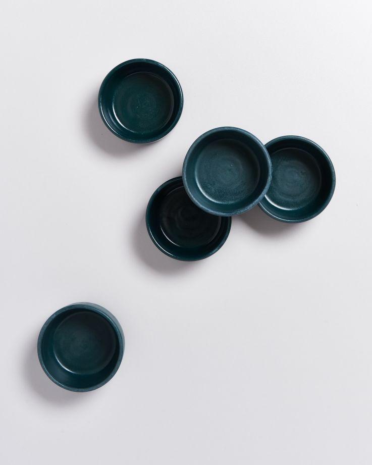 Tavira Saucenschälchen 9 cm grün