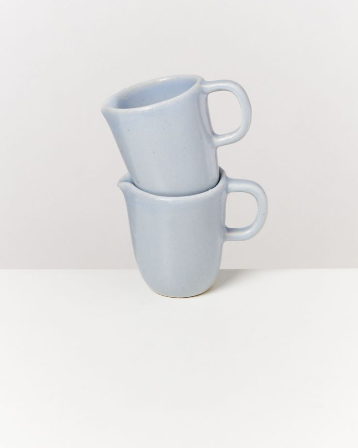 Tavira Milchkännchen pastellblau