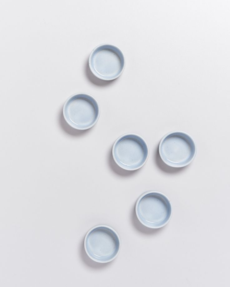 Tavira - Saucebowl pastel blue