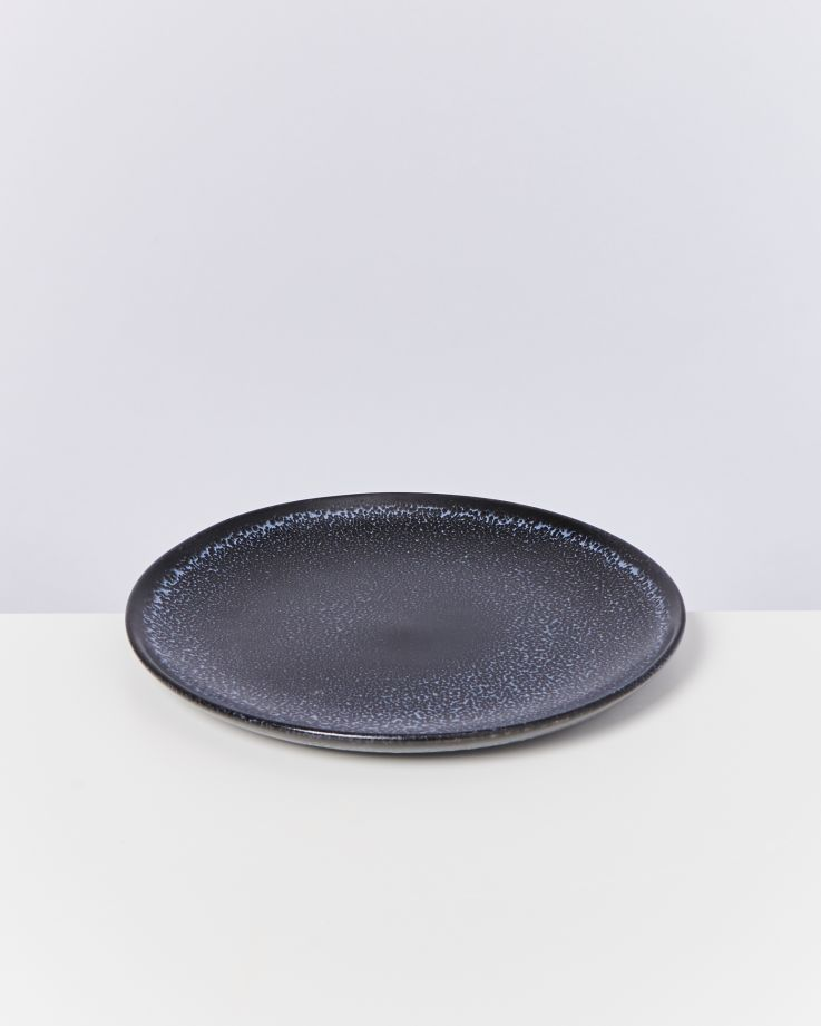 TURMALINA - Plate small black