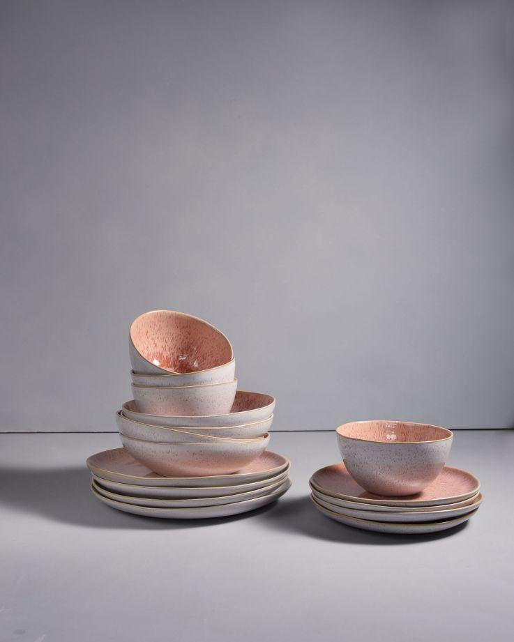 Areia 4er Set pink