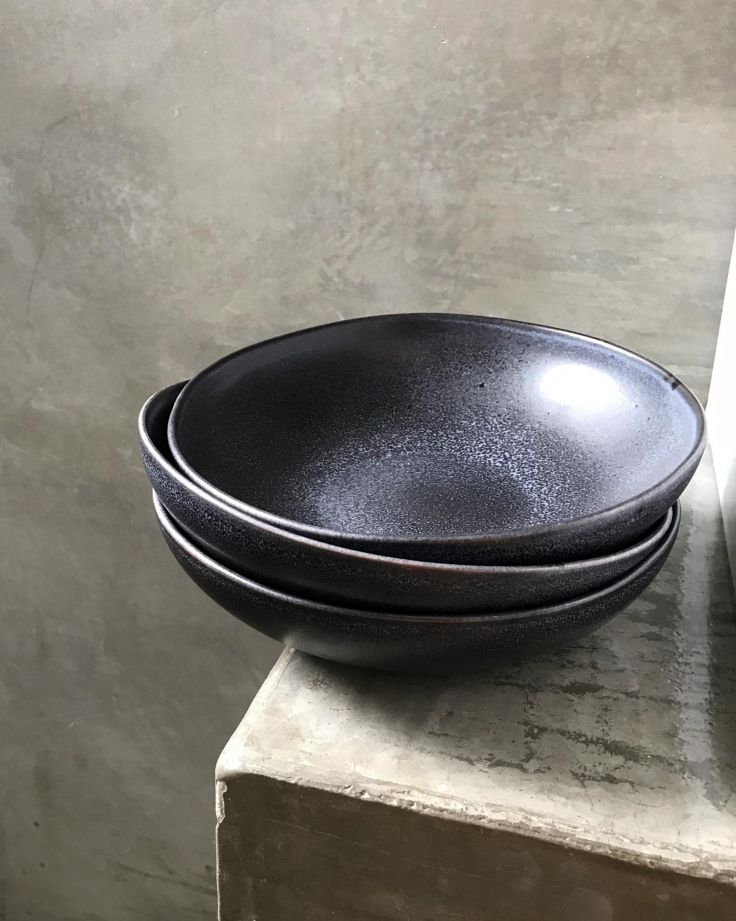 Turmalina Pastateller schwarz