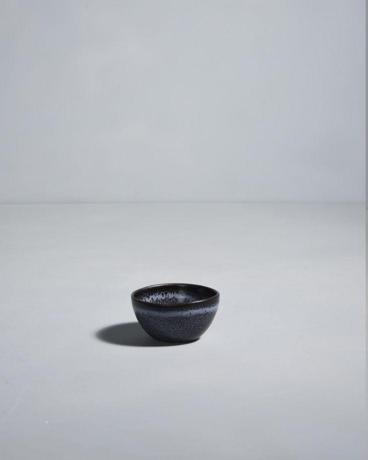Turmalina Saucenschälchen schwarz