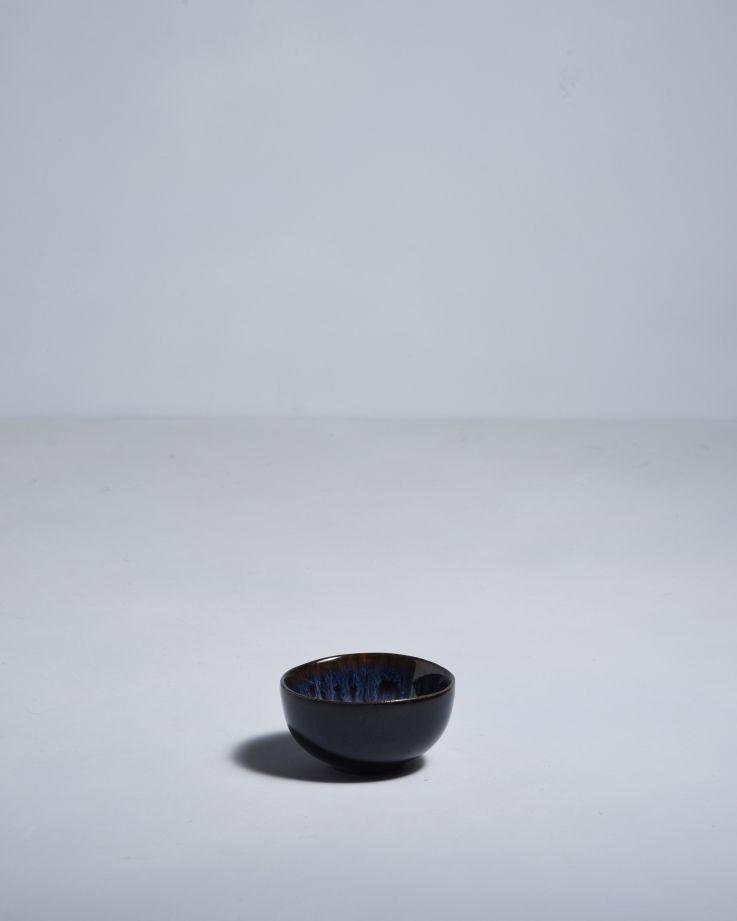 Alcachofra Saucenschälchen schwarz