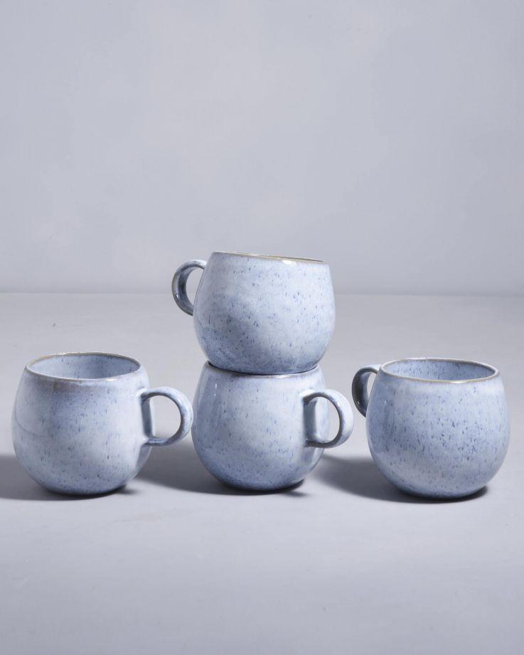 Frio 4er Set Tasse groß