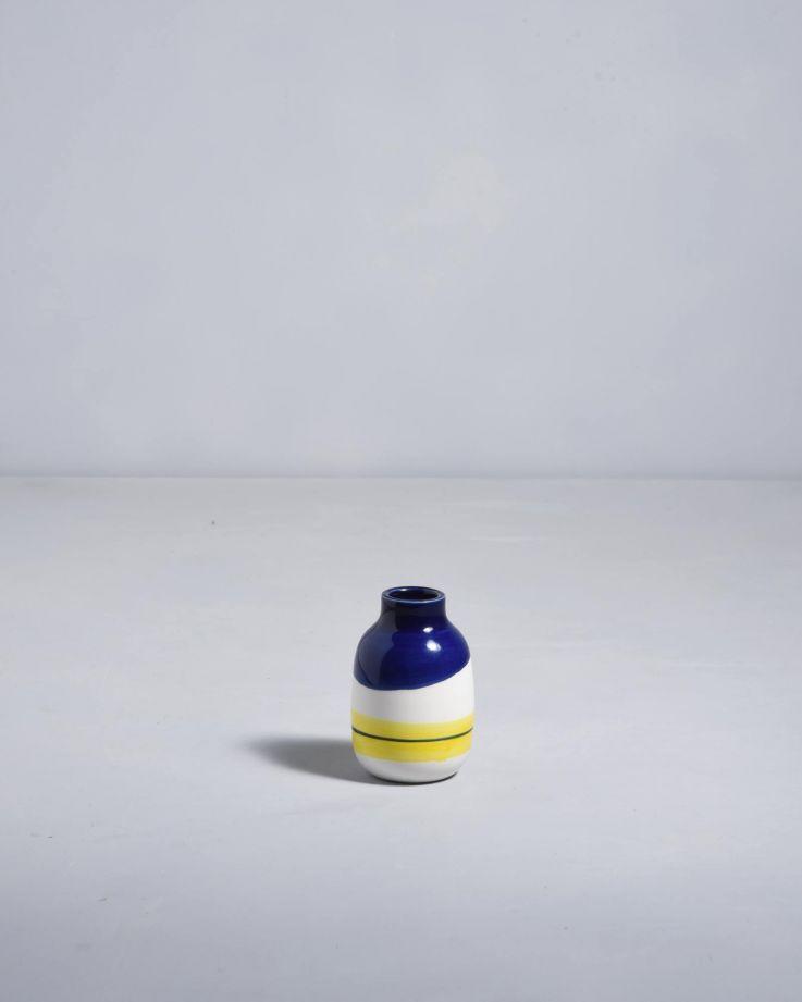 Nuno S Blau Weiß Gelb