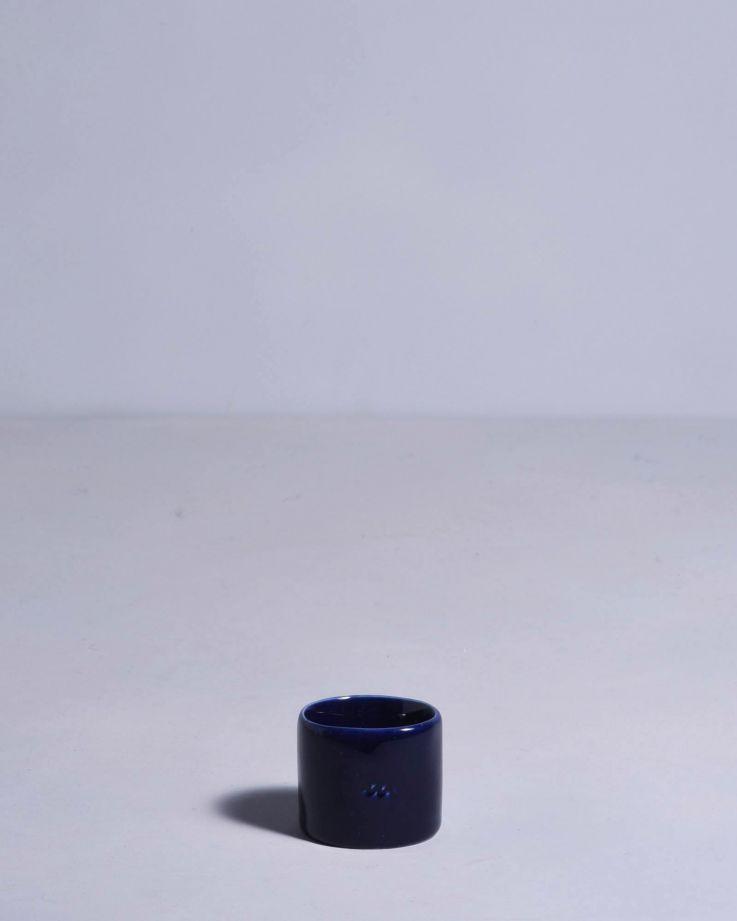 TUBO - Napkinring darkblue