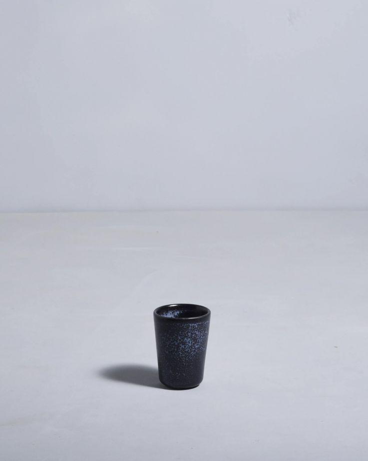 Turmalina Espressobecher schwarz