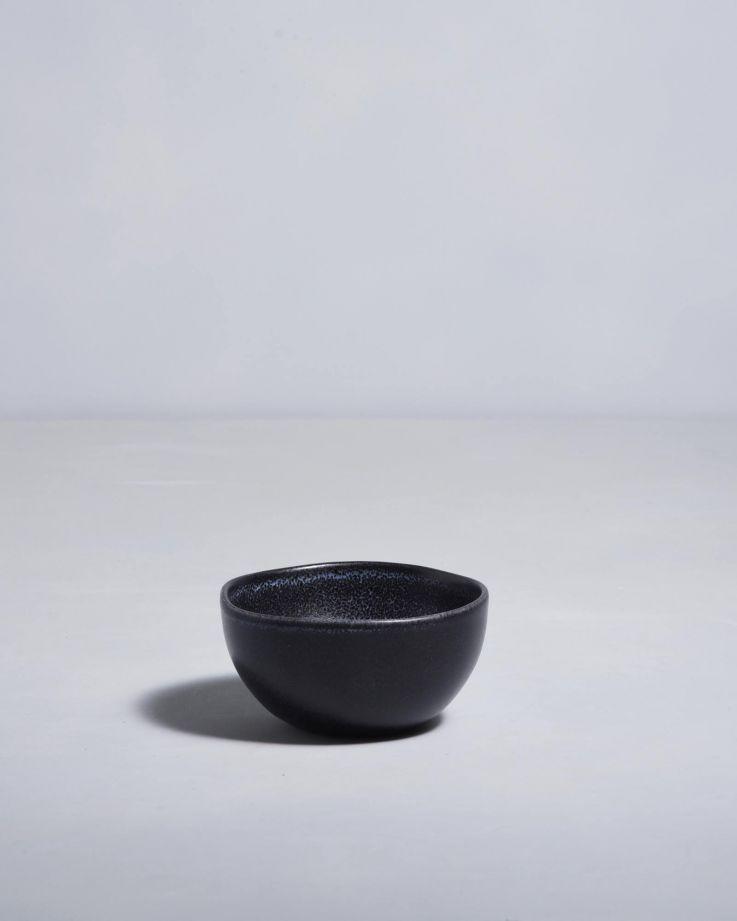 Turmalina Müslischale klein schwarz