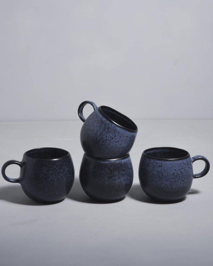 Turmalina 4er Set Tasse groß