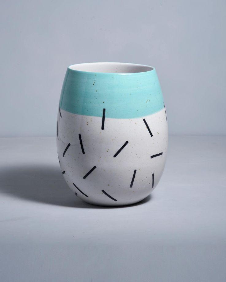Vaso geometrisch