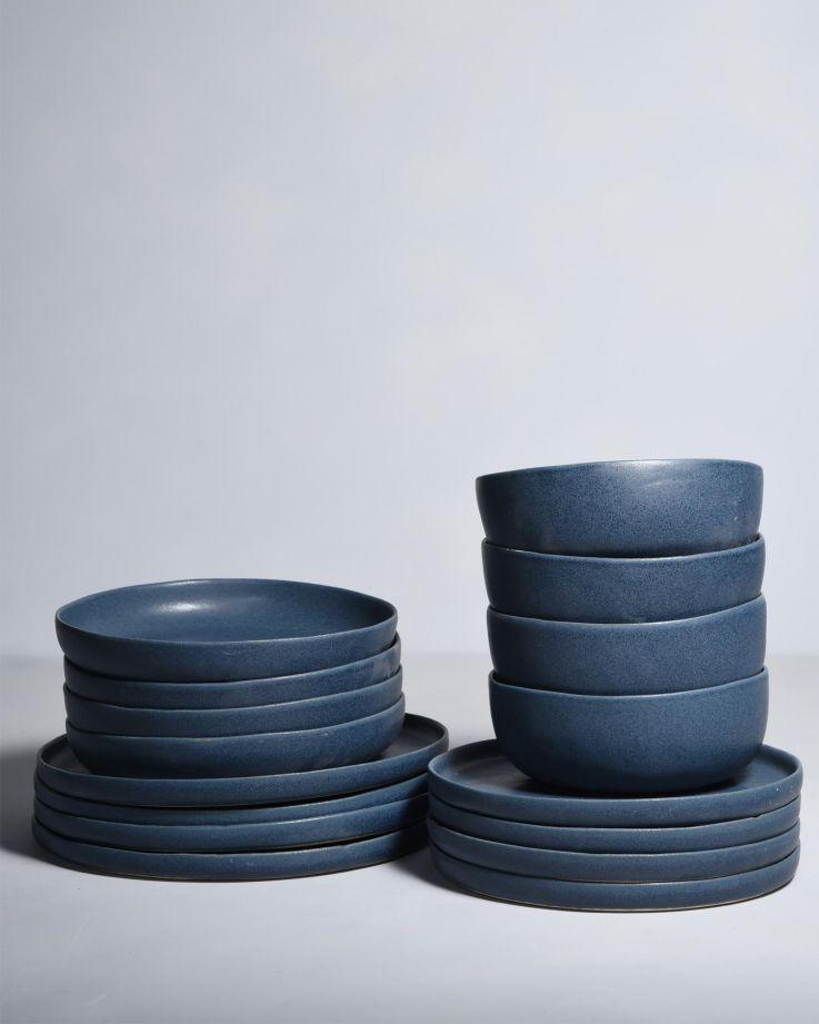 Macio 4er Set blau